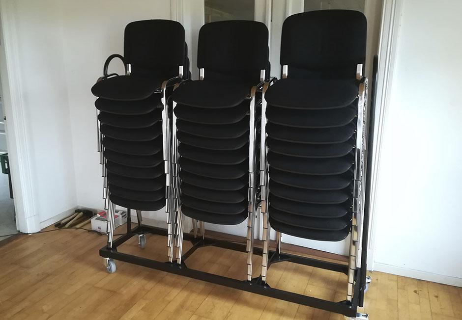 Udlejning af stole til din fest