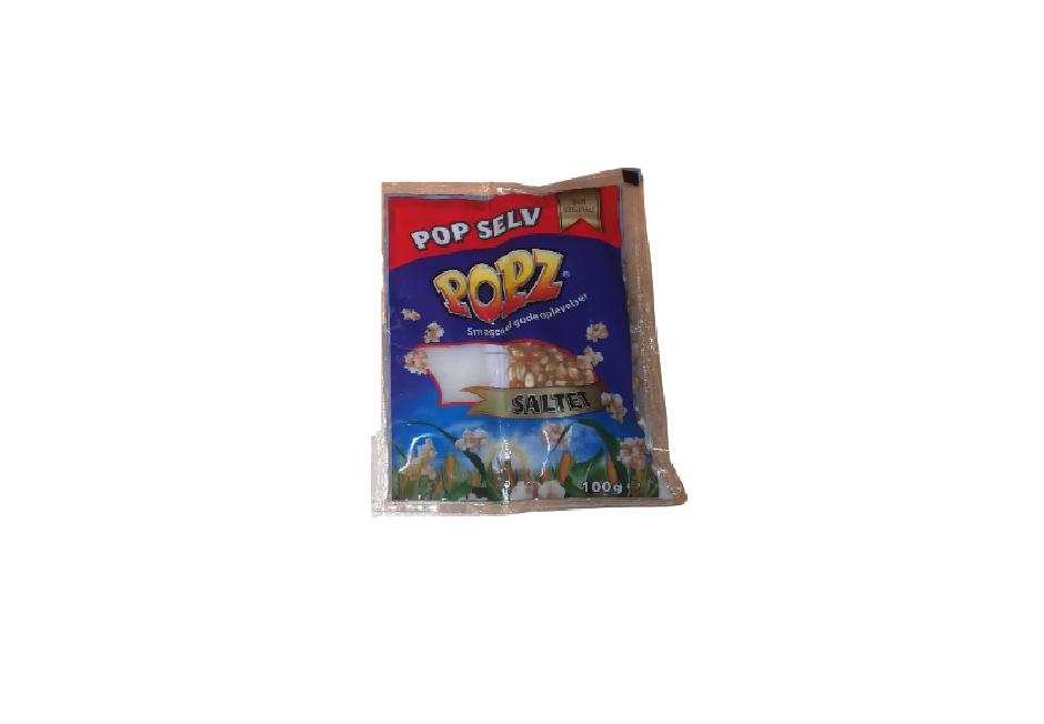 Popcorn fra als undlejning