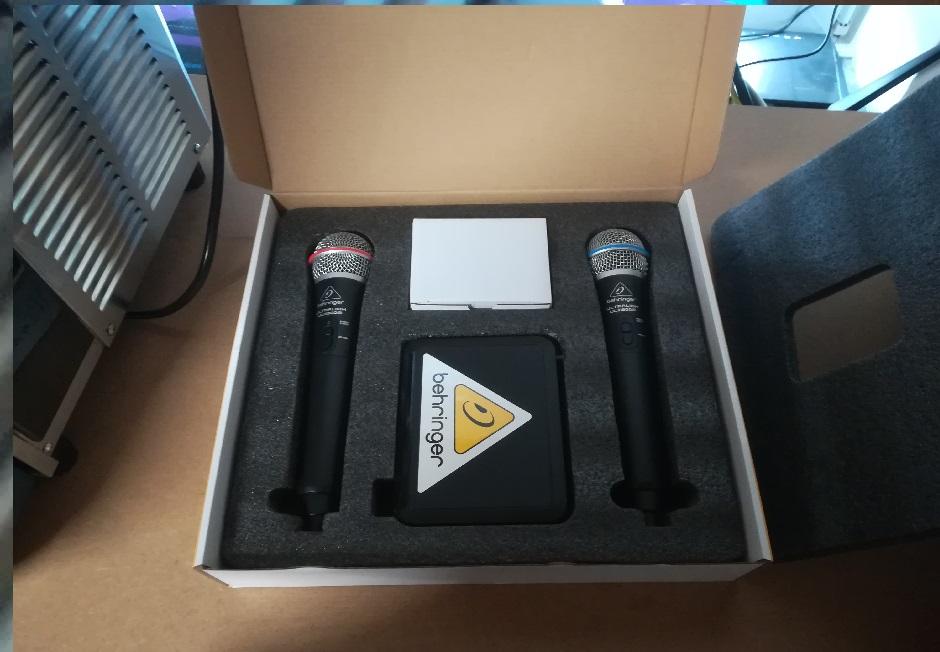 mikrofoner udlejning