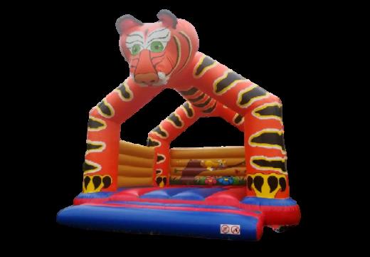 Tiger hoppeborg fra Als Udlejning