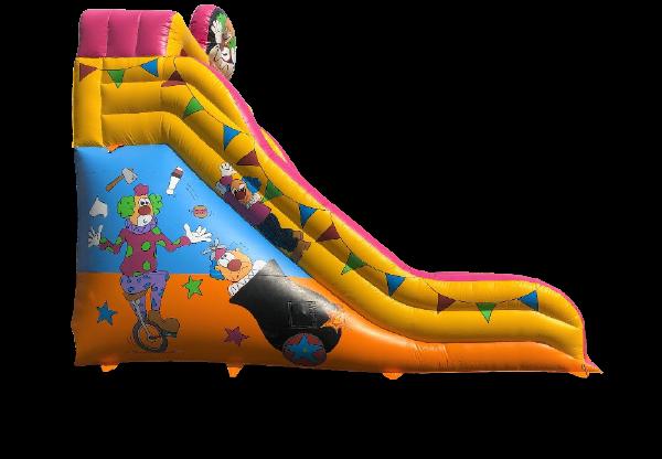 Cirkus Slide fra Als Udlejning