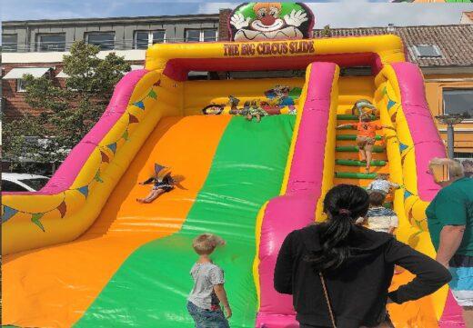 Cirkus slide