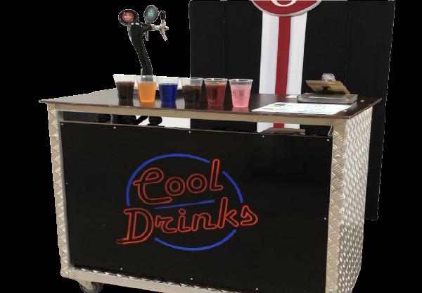 Drinksbar fra Als Udlejning