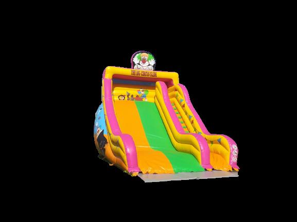 Cirkus slide Als Udlejning